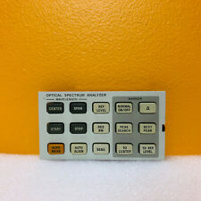 HP Agilent 70950-60033 Instrument Keypad For Optical Spectrum Analyzers. Tested!