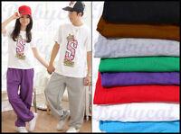 Unisex Jogginghose Sporthose Freizeithose Fitnesshose Yoga Hose Pants L-3XL H03