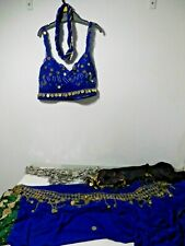 Belly Dancing Outfit size  14/16