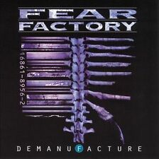 Demanufacture [PA] by Fear Factory (CD, Jun-1995, Roadrunner Records)