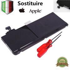 "Apple MacBook Pro 13"" inch Batteria A1322 10.95V 60Wh A1278 MB991 2009 10 11 63W"