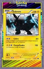 🌈Zekrom - NB04:Destinées Futures - 50/99 - Carte Pokemon Neuve Française