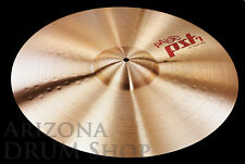 "Paiste PST 7 20"" HEAVY RIDE Cymbal NEW  (1702720)   IN STOCK - FREE SHIPPING"