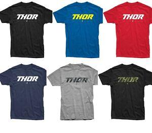 2020 Thor Loud 2 Motocross Dirtbike Offroad MX T-Shirt Shirt - Pick Size/Color
