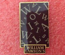 Pins Boisson Alcool WHISKY WILLIAM LAWSON