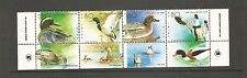 Israel SC # 1025 With Tabs. DUCKS .  MNH