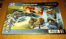 ULTIMATE FANTASTIC FOUR # 24-SILVER SURPER 1-MARVEL-PANINI COMICS-WW14