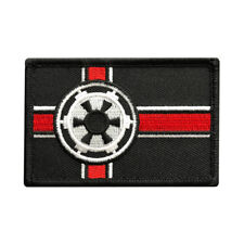 Star Wars Imperial Galactic Alliance Flag Patch (Iron on Sew on -3.0 x 2.0 -GF1)