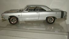 1/18 Highway 61 1968 Dodge Dart GT Sport GTS 383 silver/black stripes