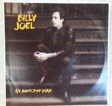 BILLY JOEL - vintage vinyl LP - An Innocent Man - sleeve w/lyrics