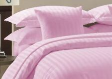 Scala Bedding Items US Sizes 1000 Thread Count Egyptian Cotton Pink Striped