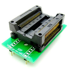 PSOP44/SOP44/SOIC44 To DIP44 Chip Programmer Adapter IC Test Socket Convert CA