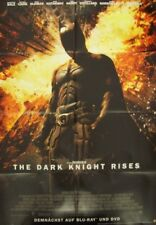The Dark Knight Rises A1 Filmposter NEU
