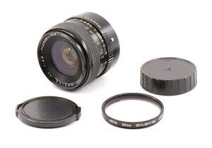 Auto Toyo Optics MC 28mm F2.8 Lens For Konica AR Mount! Good Condition!