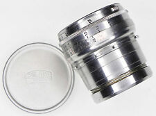 Carl Zeiss Jena 5cm f1.5 Sonnar for Contaflex TLR  #1865922 ........... Rare