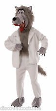 WOLF IN SHEEP'S CLOTHING MASCOT BIG BAD WOLF HALLOWEEN COSTUME MEN STANDARD SIZE