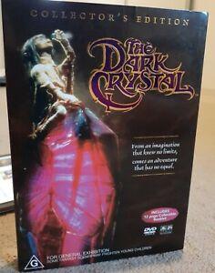 The Dark Crystal (DVD, 2003, Collectors Box Set)