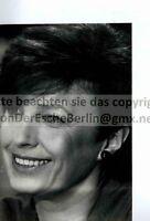 STARS: Nicole HEESTERS Schauspielerin - OriginalFoto VINTAGE FOTO: Ingo BARTH