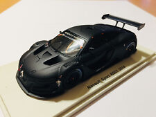 Spark Renault R.S.01 2014 noire 1/43 S3848