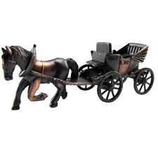 1:48 O Scale Model Train Accessory Horse& Carriage Die Cast Toy/Pencil Sharpener