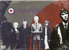 THE WHO MOD QUADROPHENIA 1979/2009 DANISH STEELBOOK COLLECTORS EDITION 2 DVD