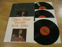 3 LP Box Alfons Bauer Ein Leben für die Zither Vinyl  Polydor 2630113