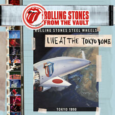 THE ROLLING STONES, LIVE AT THE TOKYO DOME 1990, 4 LP VINYL + CONCERT DVD (NEW)