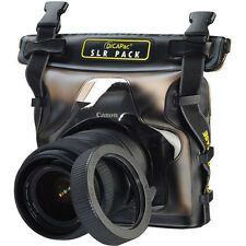 DSLR SLR Camera Underwater Case Housing Bag IPX8 S10 for Sony Alpha A850 A900 i