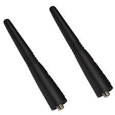 2-pack Pack Uhf Antenne für Motorola CP Ct Ep Gp Ht Mv P Pr pro Ptx Sp Radio