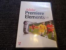 Adobe premiere elements 3 pc-cd rom pour windows xp