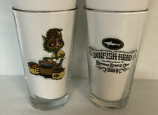 Dogfish Head Brewing 2018 Record Store Day Pint Beer Glass Marq Spusta Art