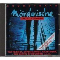Mörderische Entscheidung (1991) Depeche Mode, Kraftwerk, Sun Electric.. [CD]