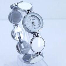 chaoyada Fashion Round Face Lady Girl Bracelet Quartz Bangle Sport Watch O26