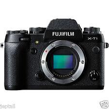 """Fujifilm X-T1 XT1 Body 16.3mp 3"""" DSLR Digital Camera Brand New Jeptall"""