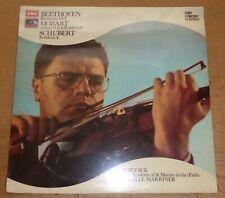 Josef Suk/Marriner BEETHOVEN/MOZART/SCHUBERT - HMV SXLP 30179 SEALED