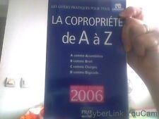 La copropriete de A a Z edition 2006