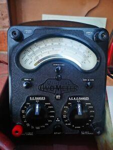 Vintage Universal AVO Avometer Mark 8 III 1960's
