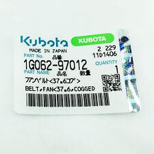 Kubota 1G062-97012 Fan Belt F2680 F2690 F2880 F3060  B2100 B7510 B7610 B8700