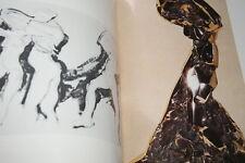 JEF FRIBOULET SCULPTURE-ENVOI DEDICACE-1976 ILLUSTRE ART RELIE