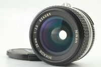 【Near Mint】 Nikon Nikkor 28mm f/2.8 Ai-s Lens MF Wide Angle from Japan #1368