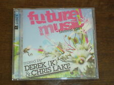 FUTURE MUSIC Festival 2007- Mixed by Derek K & Chris Lake- CD