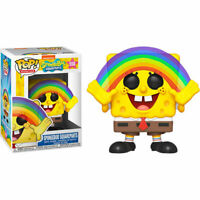 SpongeBob SquarePants - Spongebob Rainbow Pop! Vinyl Figure NEW Funko