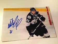 Nikita Jevpalovs SIGNED 4x6 photo BLAINVILLE BOISBRIAND ARMADA SAN JOSE SHARKS 3