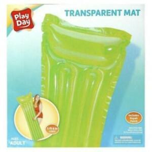 Play Day Transparent Mat