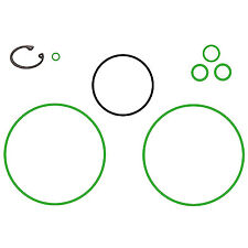 A/C Compressor Gasket Kit fits 1983-1987 Volvo 760 760,780  SANTECH INDUSTRIES