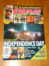 STARLOG #229 SCI-FI MAGAZINE AUGUST 1996 INDEPENDENCE DAY TWISTER PHANTOM