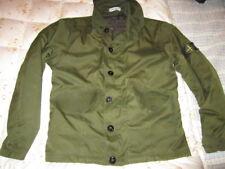 RARE GUARNIZIONE STONE ISLAND N 1 USN Deck jacket, MADE IN ITALY, Calcio Casual, Med