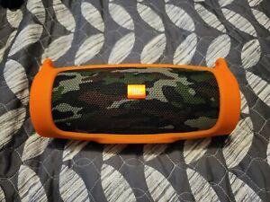 JBL Charge 4 Bluetooth Speaker Camo