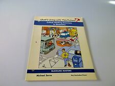 What's Wrong with This Picture? Geometry Teacher Book by Serra  Homeschool New