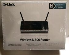 D-Link Wireless N 300 Router DIR-615 - BRAND NEW SEALED !!!!